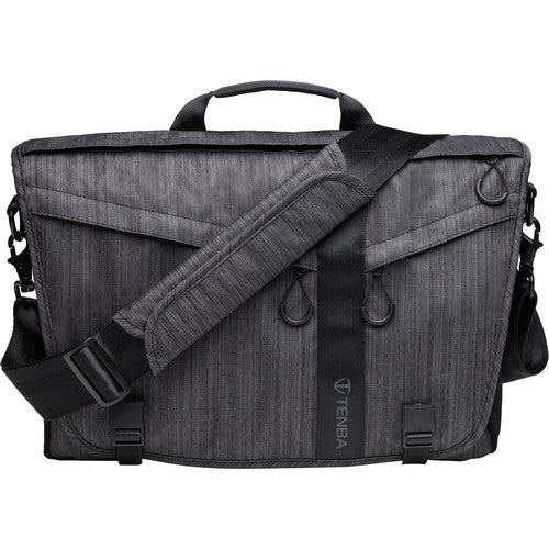 Tenba DNA 15 Slim Messenger - Bag Graphite