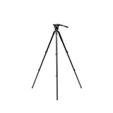 video_tripod_Benro A373F Aluminum Single-Tube Tripod with S8Pro Fluid Video Head