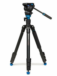 Benro Aero 4 Video Travel Angel Tripod Kit - Demo - VL Camera Photography Store