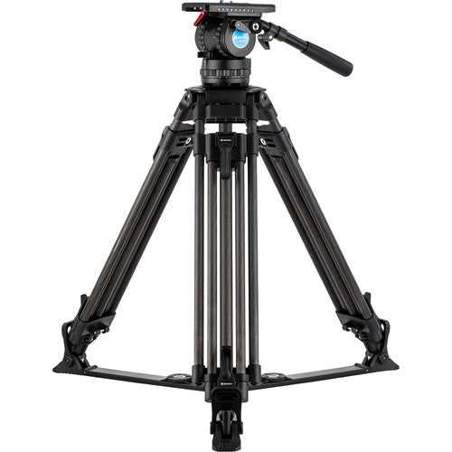 Benro BVX Carbon Fiber Video Tripod Kit with BVX16H Head - VL Camera Photography Store
