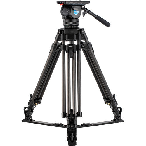 Benro BVX Carbon Fiber Video Tripod Kit with BVX25H Head - VL Camera Photography Store