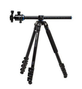 Benro GA158FB1_GoClassic 4-Section Aluminum Flip Lock Tripod