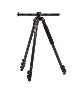 Benro GC157F GoClassic 3-Section Carbon Fiber Flip Lock Legs Tripod - VL Camera Photography Store