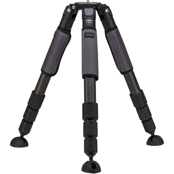 Induro GIT504L Grand Series Stealth Carbon Fiber Tripod - 4 Sections