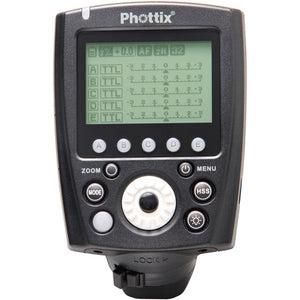 Phottix Odin II TTL Flash Trigger Transmitter for Canon - Demo - VL Camera Photography Store