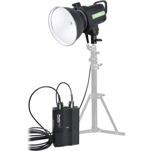 Phottix Indra 500 TTL Monolight and Battery Kit (PH000307) - Demo - VL Camera Photography Store