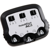 PocketWizard AC3 ZoneController for Canon DSLR - VL Camera Photography Store