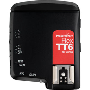PocketWizard FlexTT6 Transceiver for Canon - VL Camera Photography Store