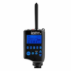 PocketWizard MultiMAX II Transceiver Remote Control Radio Slave - VL Camera Photography Store