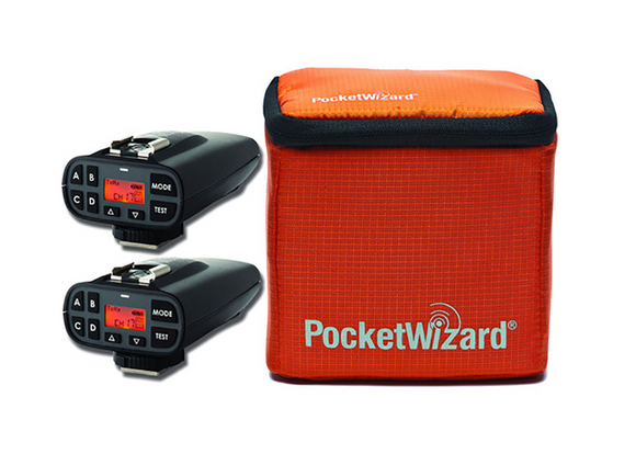 PocketWizard Plus IV Bonus Bundle 3, Includes 2x Transceiver and Case - VL Camera Photography Store