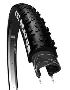 CST Beater Folding Mountain XC Trail Tire