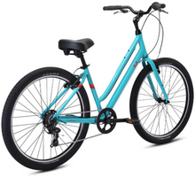 Load image into Gallery viewer, Fuji Captiva 7 LS Step Through Cruiser Comfort Bike 7 Speed