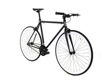 Load image into Gallery viewer, Golden Cycles DOMINO Fixed Gear/ Freewheel Commuter Bike