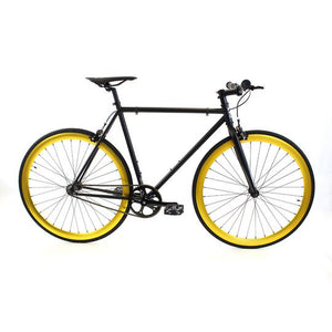 Golden Cycles SAINT Fixed Gear/ Freewheel Commuter Bike