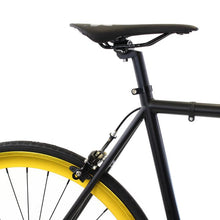 Load image into Gallery viewer, Golden Cycles SAINT Fixed Gear/ Freewheel Commuter Bike