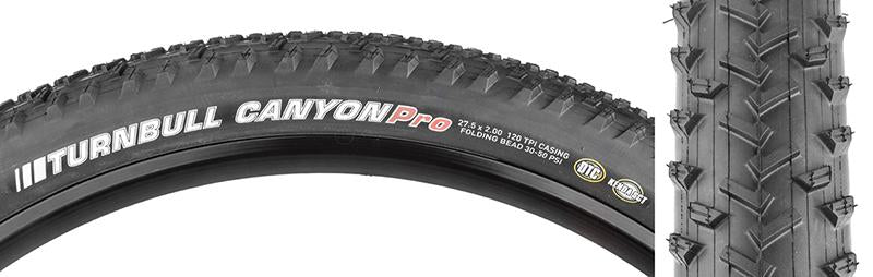 Kenda Turnbull Canyon Pro Tubeless Folding Tire 27.5