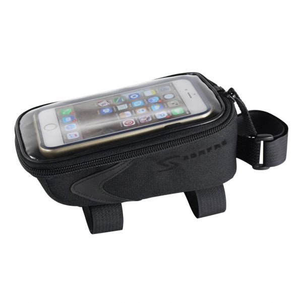 Serfas Cell Phone Stem Bag and Storage  LT-STM4BK