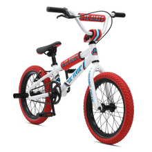 "Load image into Gallery viewer, SE Bikes Lil' Flyer 16"" Freestyle Street BMX Kids Bike"