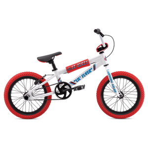 "SE Bikes Lil' Flyer 16"" Freestyle Street BMX Kids Bike"
