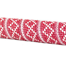 Load image into Gallery viewer, Serfas Woven Bar Tape - Checkered Red