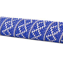 Load image into Gallery viewer, Serfas Woven Bar Tape - Checkered Blue