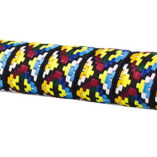 Load image into Gallery viewer, Serfas Woven Bar Tape -  Orange, Yellow, Red, Black, Blue & Teal