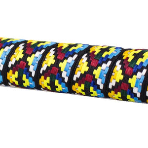 Serfas Woven Bar Tape -  Orange, Yellow, Red, Black, Blue & Teal