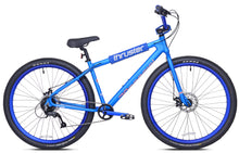 "Load image into Gallery viewer, 29"" THRUSTER 79 SPECIAL Big Blue Large BMX Bike"
