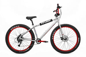 "Thruster Retrograde 27.5"" BMX Fat Tire"