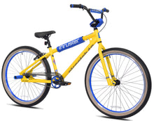 "Load image into Gallery viewer, 26"" Thruster Street Style BMX Satin Yellow"