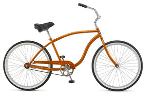 "Schwinn Signature S1 Men's Beach Cruiser 26"" Adult Beginner to Advanced Bike"