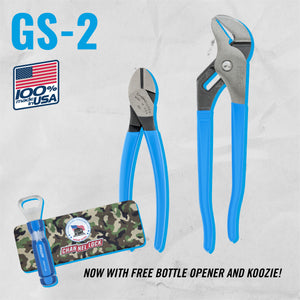GS-2 2pc General Pliers Set