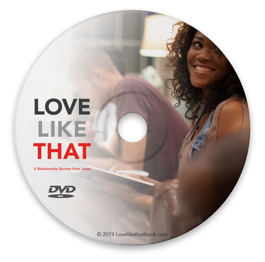 Love Like That Video Study DVD