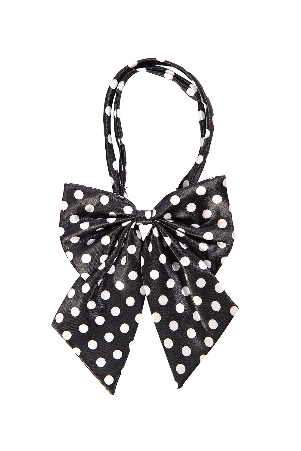 Banned Retro Scarlet Bow Tie Polka Dot