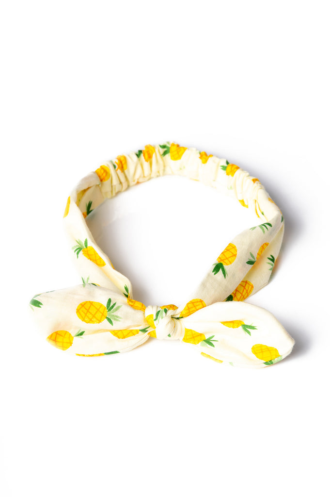 Banned Retro Headband - Pineapple