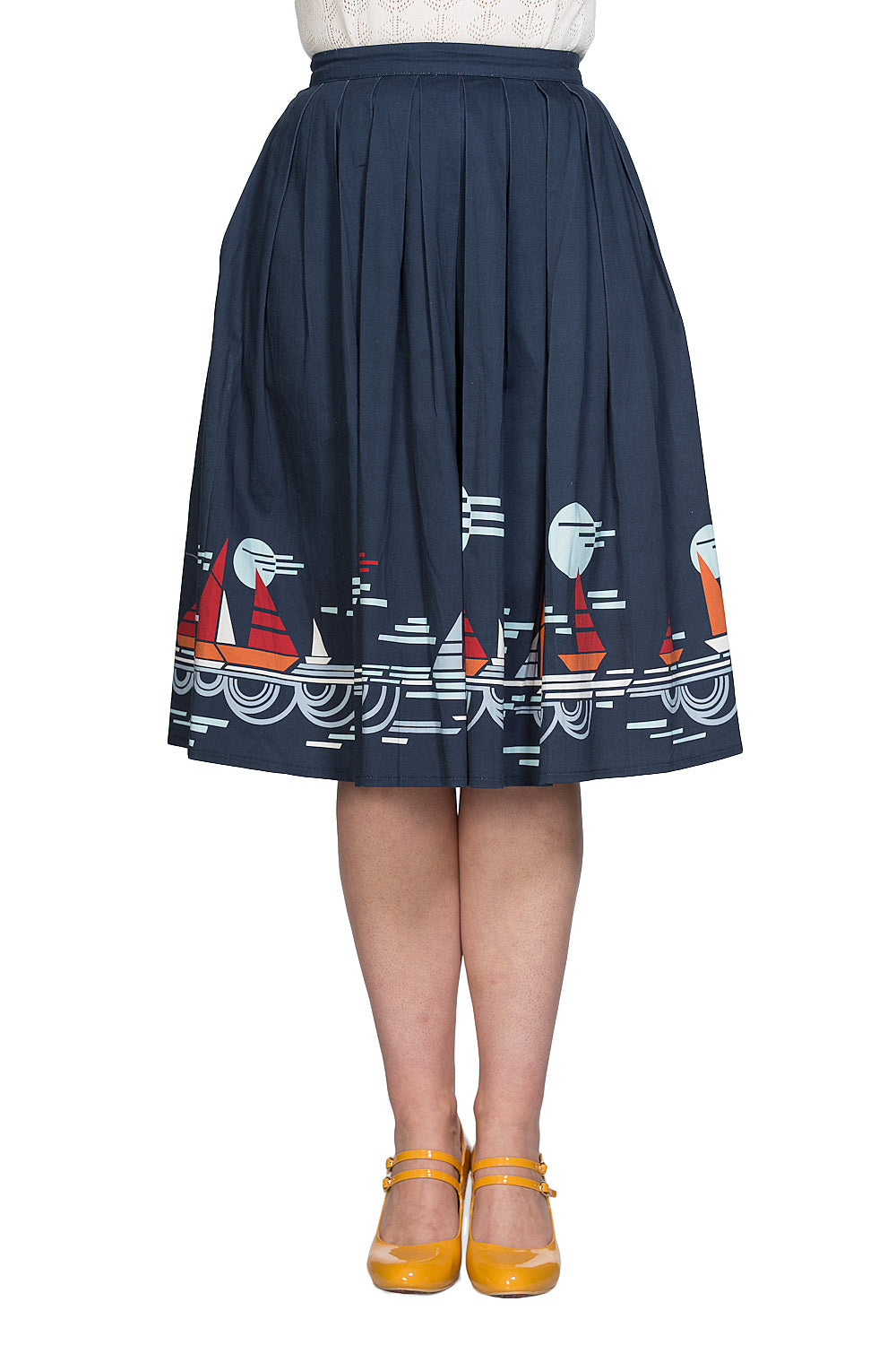 Banned Retro Summer Sail Skirt