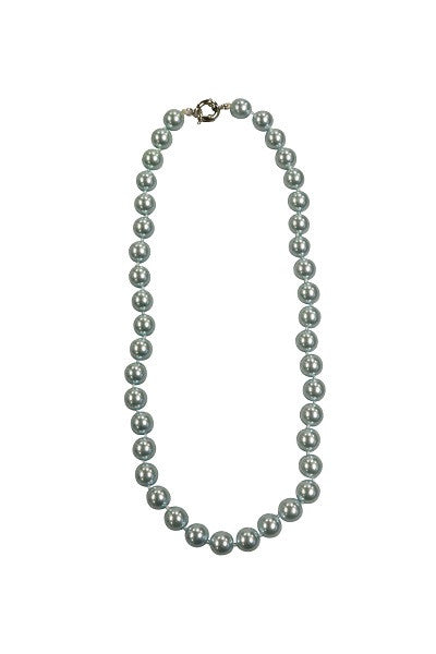 Collectif Dainty Pearl Blue Necklace