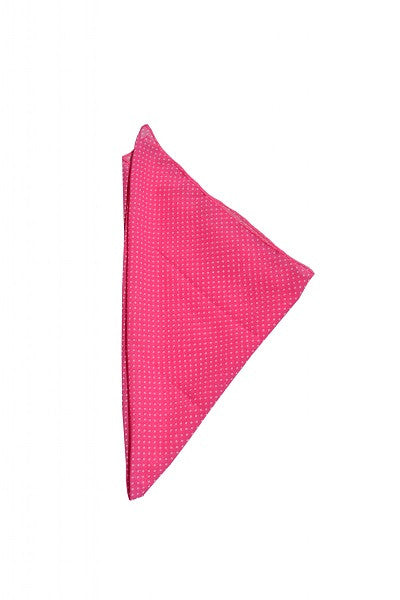 Collectif Bandana Mini Polka Dot Pink/White