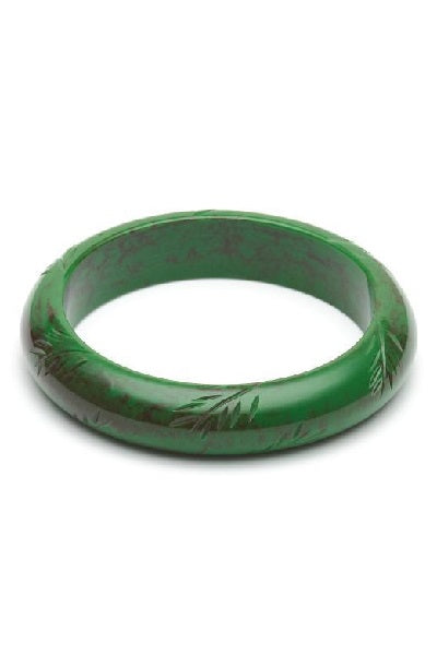 Splendette Bangle Midi - Fakelite Fern