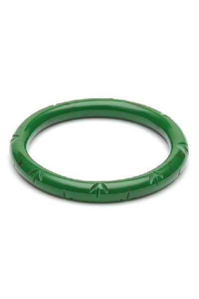 Splendette CLASSIC Bangle Narrow - Fakelite Fern