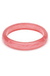 Splendette DUCHESS Bangle Midi - Fakelite Rose