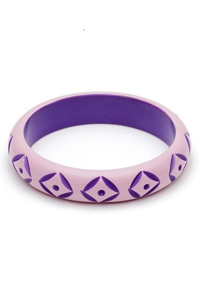 Splendette DUCHESS Bangle Midi - Clematis