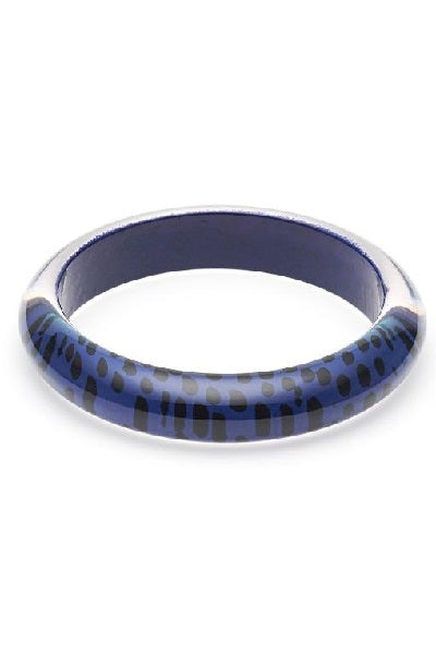 Splendette CLASSIC Bangle Leopard - Indigo