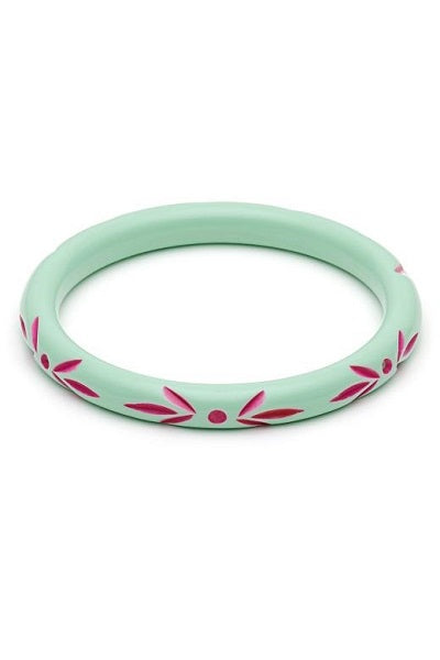 Splendette CLASSIC Bangle Narrow - Parrot