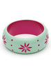 Splendette DUCHESS Bangle Wide - Parrot