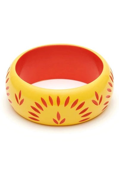 Splendette DUCHESS Bangle Wide - Sunrise