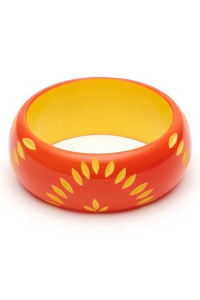 Splendette DUCHESS Bangle Wide - Sunset