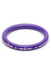 Splendette DUCHESS Bangle Narrow - Violet