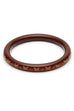 Splendette DUCHESS Bangle Narrow - Walnut