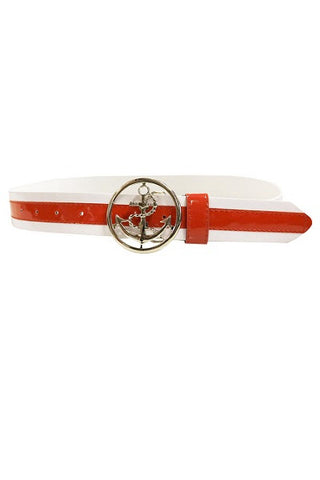 Collectif Skipper Red Belt
